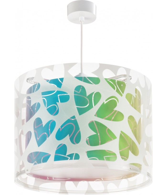Children's Hanging lamp Cuore