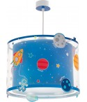 Lámpara infantil de techo Planets