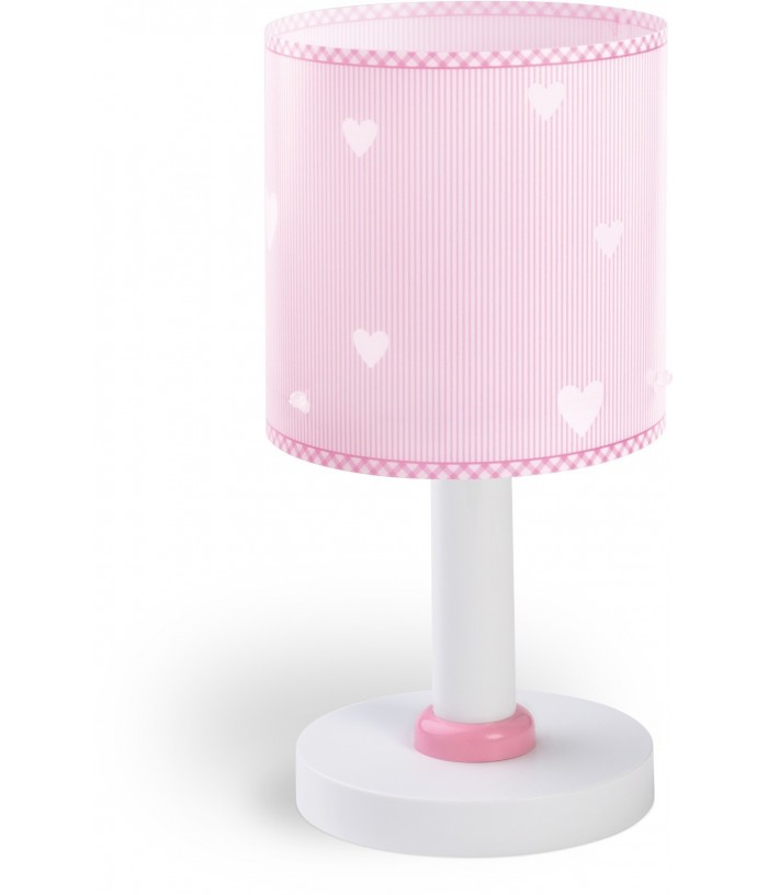 Table lamp for Kids Sweet Dreams pink
