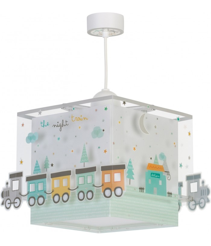Hanging lamp for Children The Night Train