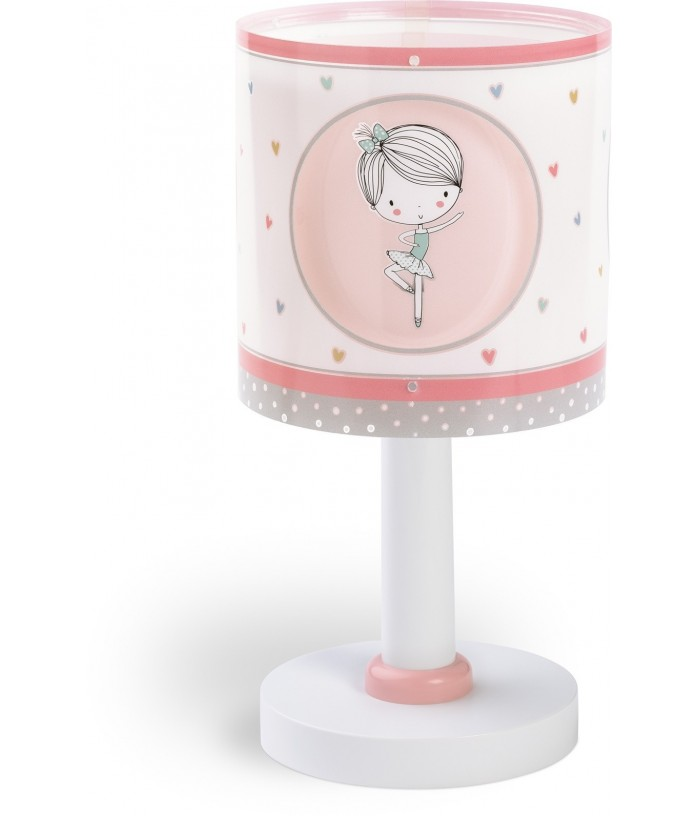 Table lamp for Kids Sweet Dance