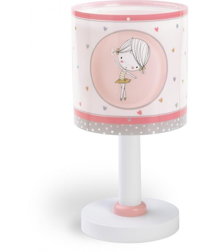 Lámpara infantil de mesita Sweet Dance