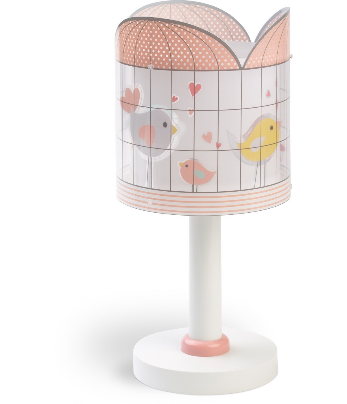 Table lamp for Kids Little Birds