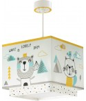 Hanging lamp for Kids Hello Little