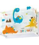 Aplique Infantil de pared Dinos