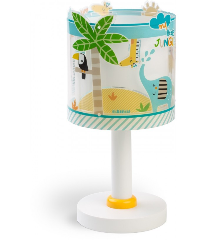 Table lamp for Kids Little Jungle