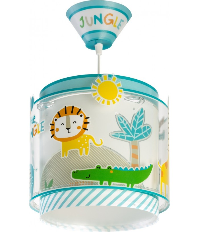 Lámpara Infantil de techo Little Jungle