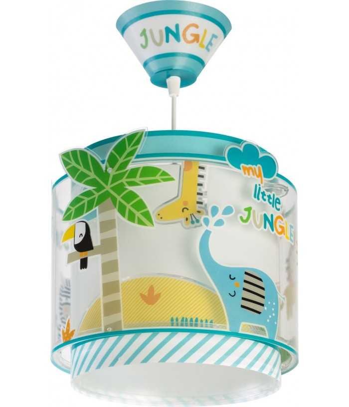 Hanging lamp for Kids Little Jungle
