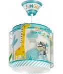 Lámpara infantil de techo My Little Jungle