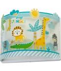 Aplique Infantil de pared Little Jungle