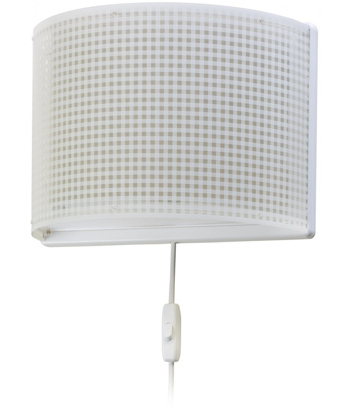 Wall lamp for Kids Vichy beig