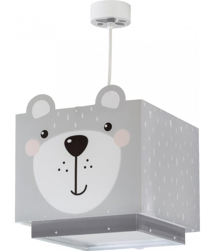 Candeeiro infantil de teto Little Teddy