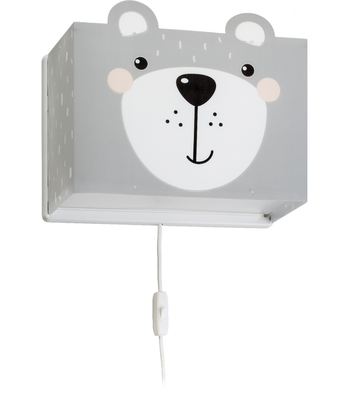 Aplique Pared Infantil Little Teddy