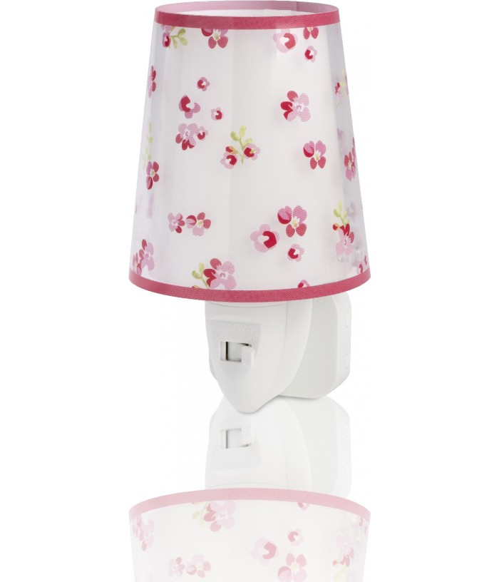 Kids Nightlight Dream Flowers pink