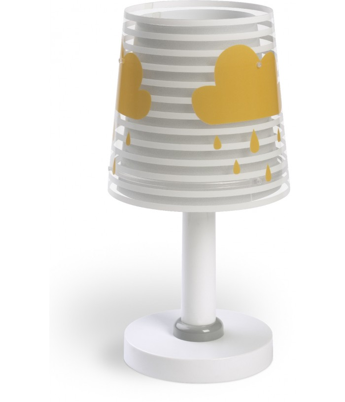 Children table lamp Light Feeling gray