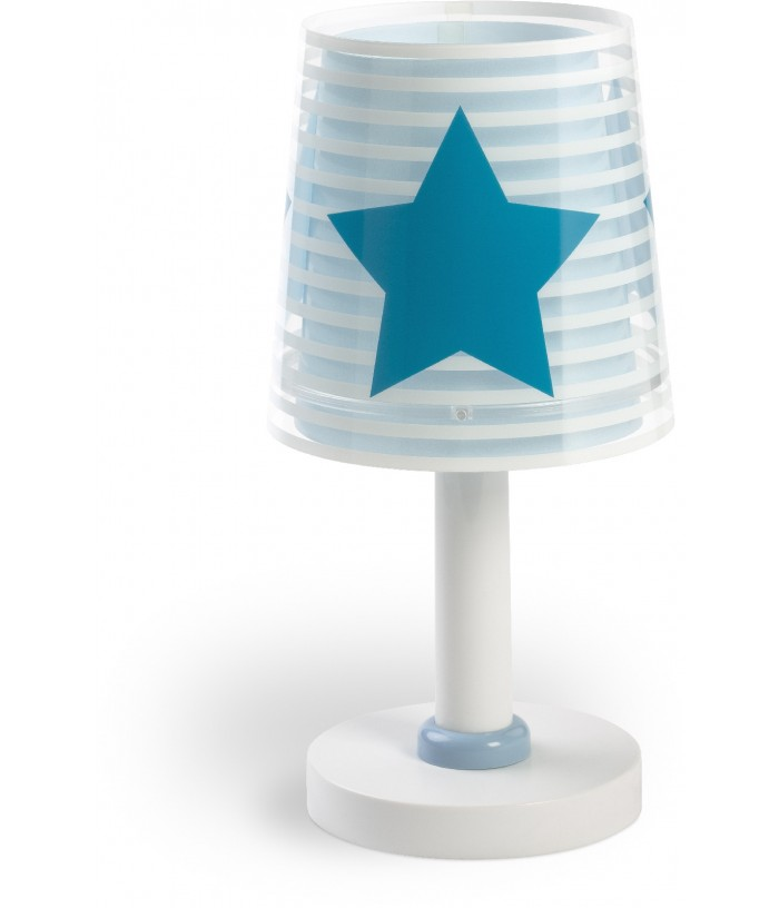 Lámpara Infantil de mesita Light Feeling azul