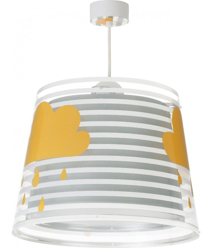 Lámpara infantil de techo Light Feeling gris