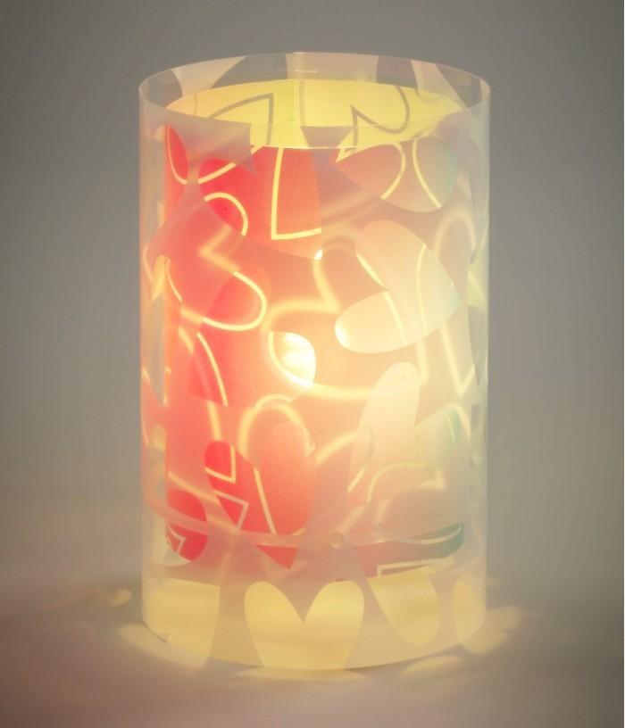 Lampe de chevet pour enfants Cuore