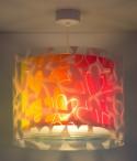 Lámpara infantil de techo Cuore