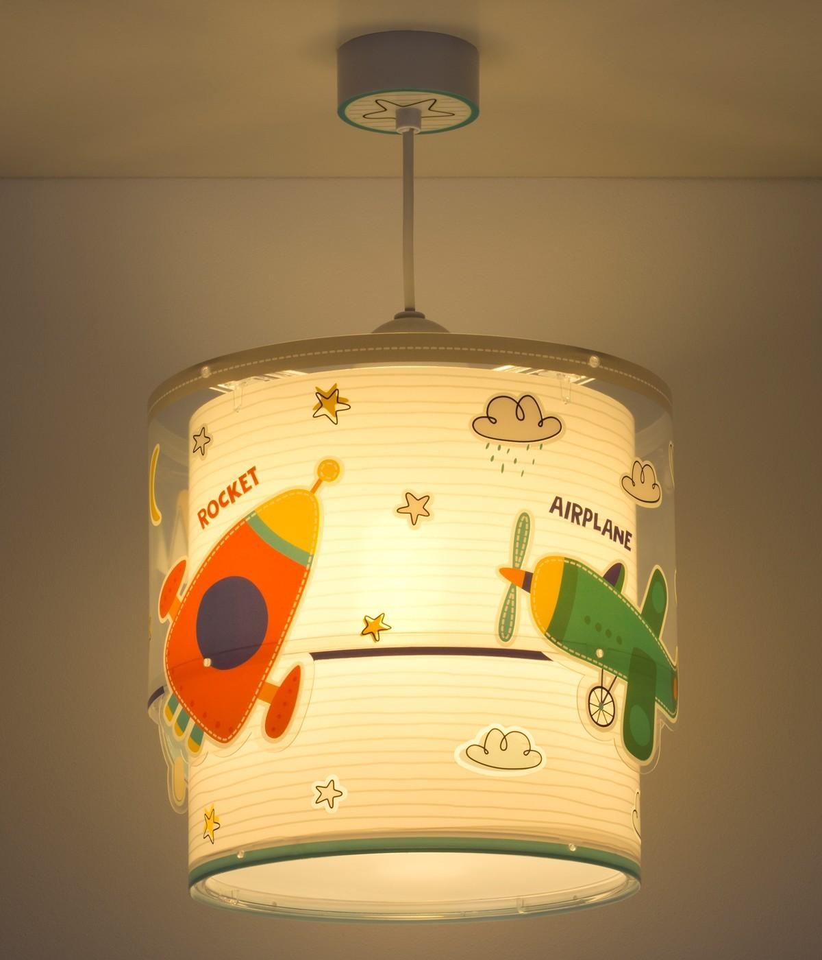 Lámpara infantil de techo Baby Travel