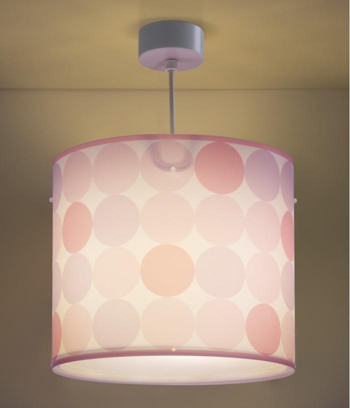 Lámpara infantil de techo Colors