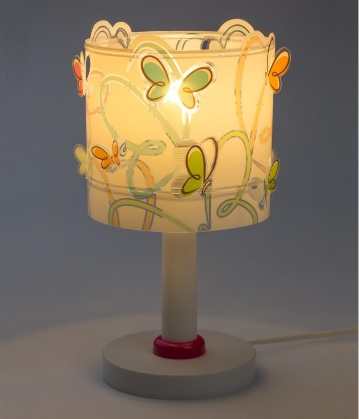 Lampe de chevet pour enfants Butterfly