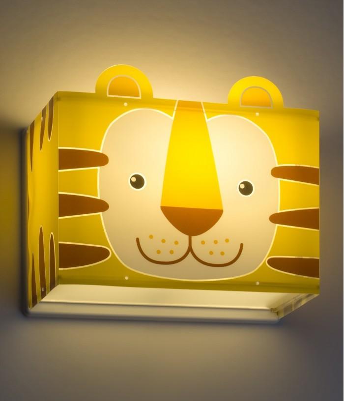 Applique per bambini Little Tiger