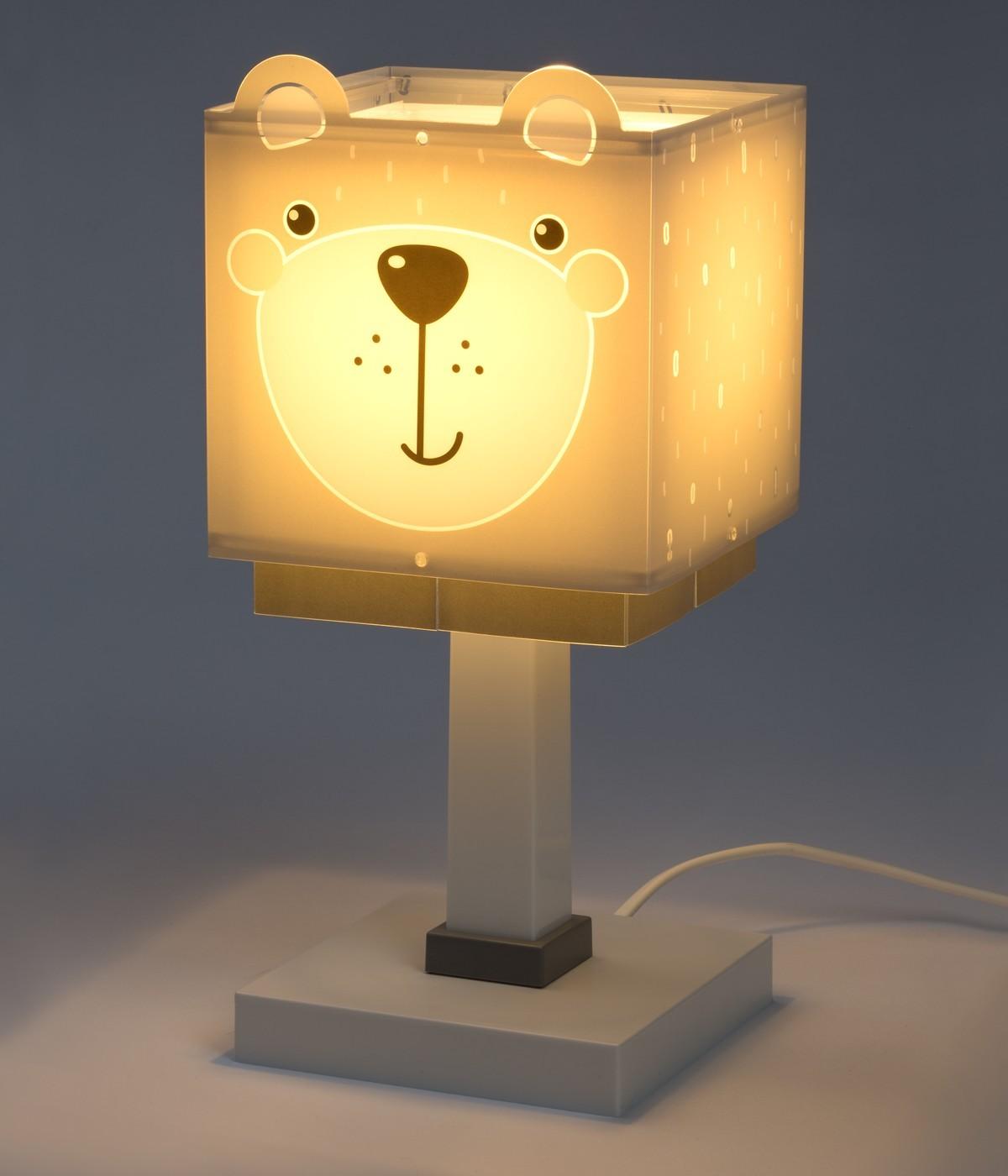 Lampada da comodino per bambini Little Teddy