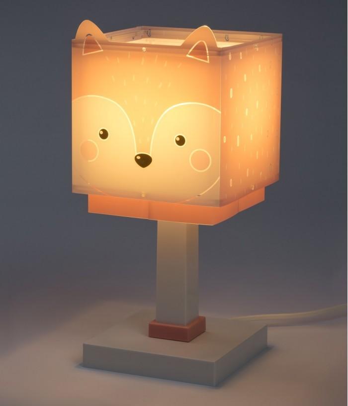 Lampada da comodino per bambini Little Fox