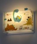 Applique murale pour enfants Dinos
