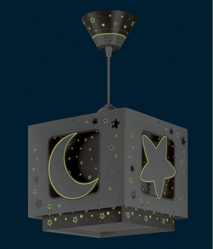 Suspension pour enfants Moonlight gris