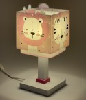 Children table lamp Baby Jungle pink