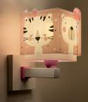 Applique per bambini Baby Jungle rosa