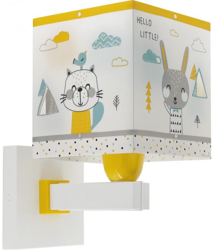Children wall lamp Hello Little