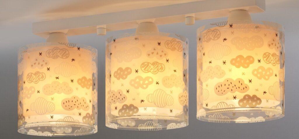 Lampes pour fillette