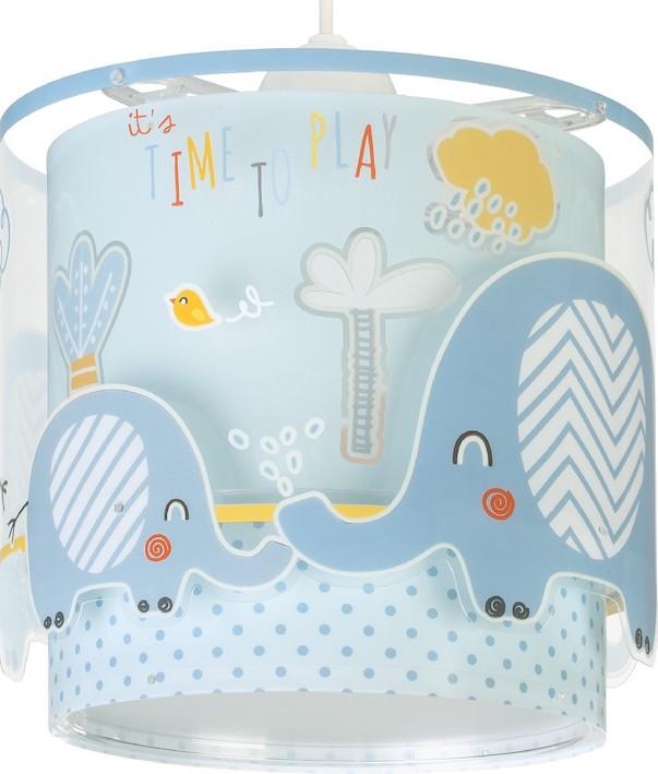 Lampade per bambini con elefanti
