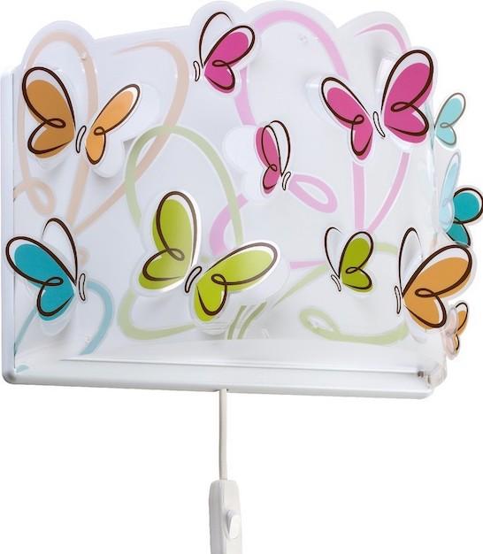Lámparas de mariposas para niños