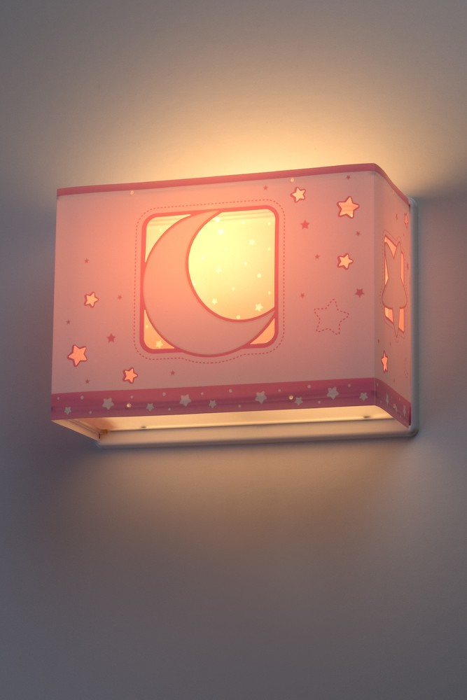 Children's wall lamp: illuminate and decorate the children's room