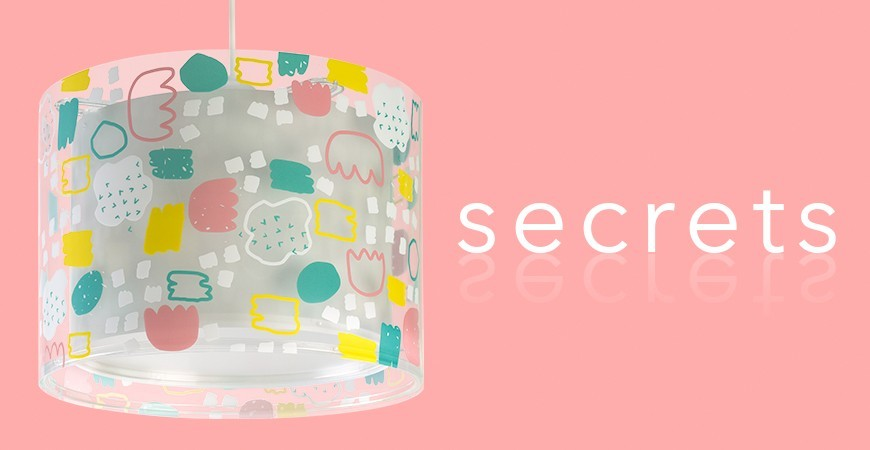 Secrets Children's Lamps - Buy yours now! | DALBER.com