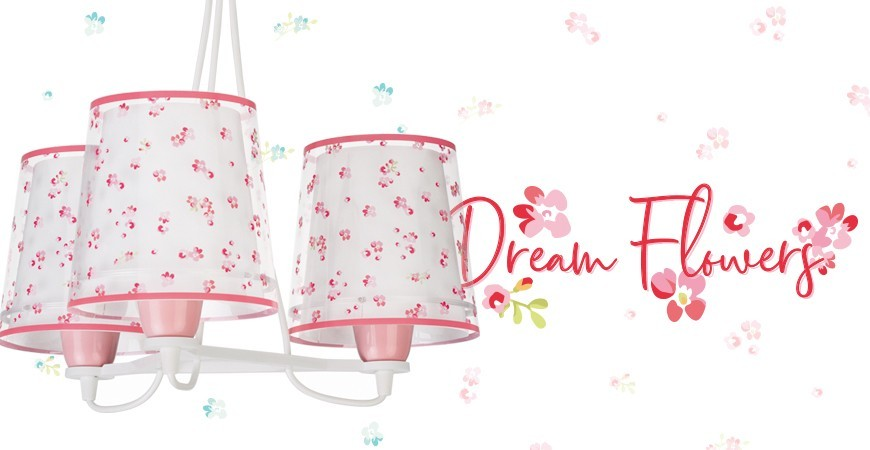 Dream Flowers Children's Lamps - Buy yours now! | DALBER.com