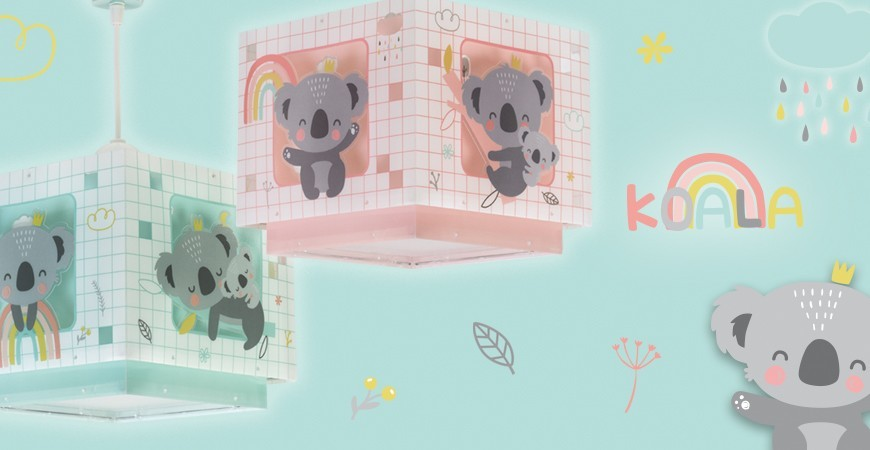 Lampes pour enfants Koala | DALBER
