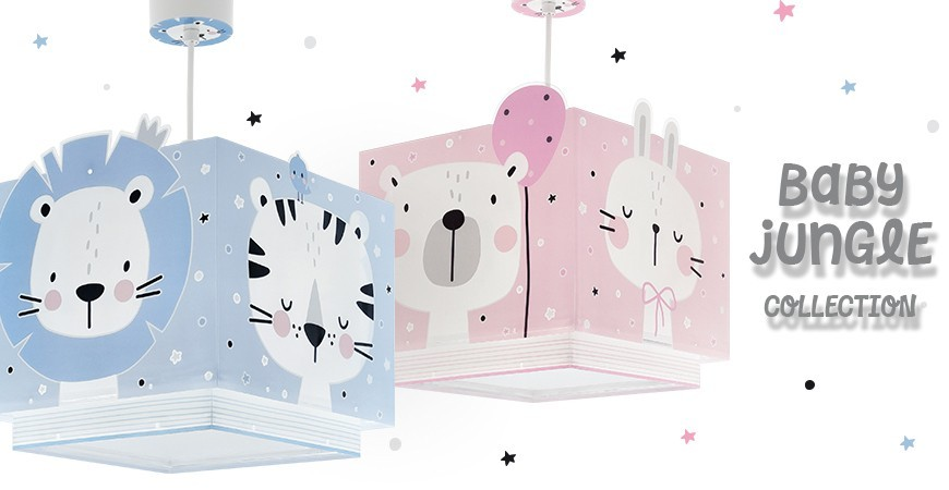 Children lamps Baby Jungle collection   DALBER
