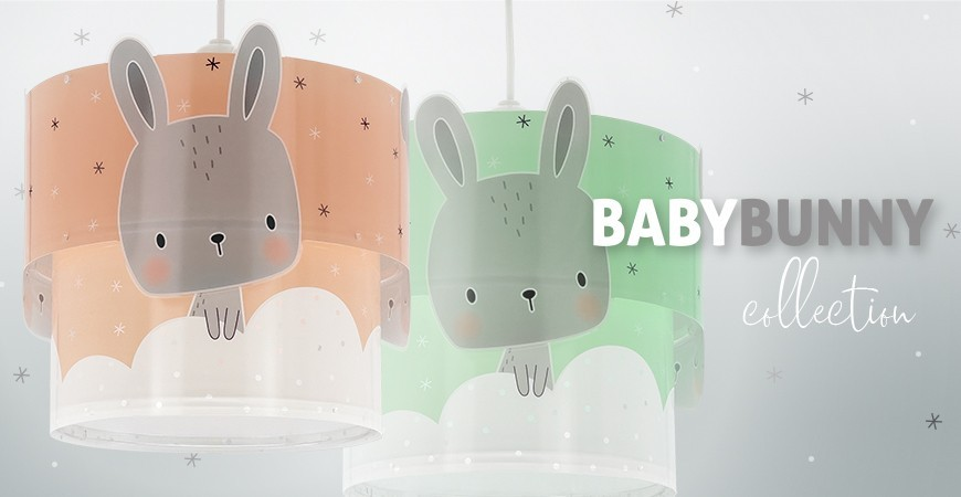 Lampes pour enfantes Baby Bunny | DALBER